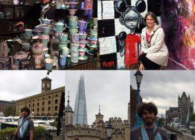 Petit périple à Londres