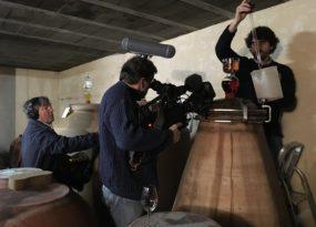 La com et le vin sur France 3